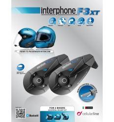 Intercomunicador Interphone F3XT Doble