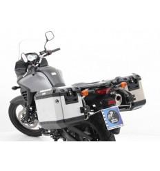 Hepco & Becker - Aluxplorer Cutout Suzuki V-Strom 650