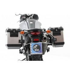 Hepco & Becker - Kit Aluxplorer Cutout Suzuki V-Strom 650