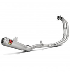 Akrapovic - Yamaha MT-03 / R3 (Racing Line)