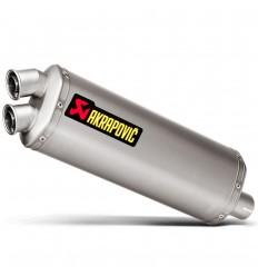 Akrapovic - Honda Africa Twin (Slip-On Titanio)