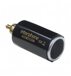Interphone - Adaptador DIN Socket (Mechero)