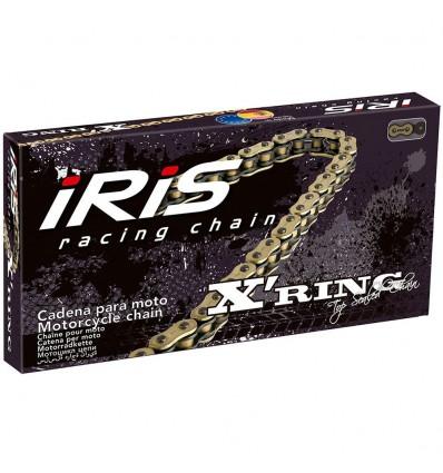 Iris - Cadena Transmisión X'Ring (520-126)
