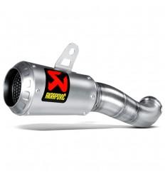 Akrapovic - Yamaha YZF R3 / MT-03 (Slip-On Acero)