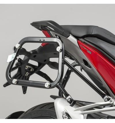 SW-Motech - Anclaje Maletas Laterales EVO Ducati Multistrada 1200 / S