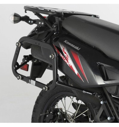 SW-Motech - Anclaje Maletas Laterales EVO Kawasaki KLR 650