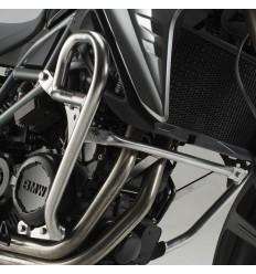 SW-Motech - Protector de Motor BMW F650GS/F700GS/F800GS (Acero Inox)
