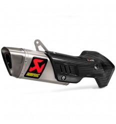 Akrapovic - Ducati Multistrada 1260 / S 2018 (Slip-On Titanio)