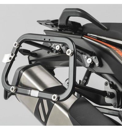 SW-Motech - Anclaje Maletas Laterales EVO KTM 1050/1090/1190 Adv/1290 SAdv