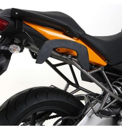 Hepco & Becker - Anclaje C-Bow Kawasaki Versys 650 (2010-2014)