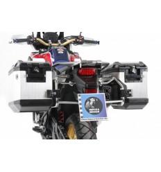 Hepco & Becker - Kit Aluxplorer Cutout Honda Africa Twin