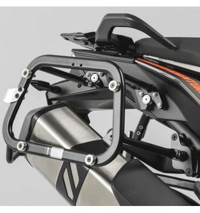 SW-Motech - Anclaje Maletas Laterales EVO KTM 1050/1090/1190 Adv/1290 S Adv