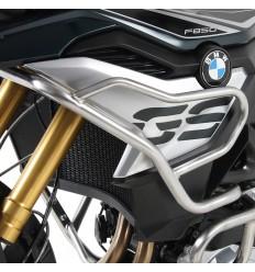 Hepco & Becker - Protector de Estanque BMW F750GS / F850GS (Acero Inox) (2019)