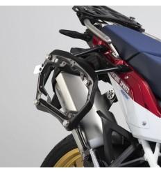 SW-Motech - Anclaje Maletas Laterales PRO Honda Africa Twin / Adv Sport (2018)