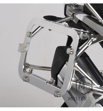 SW-Motech - Adaptador Anclajes Laterales Originales BMW R1200GS LC Adv / R1250GS Adv / F850GS Adv